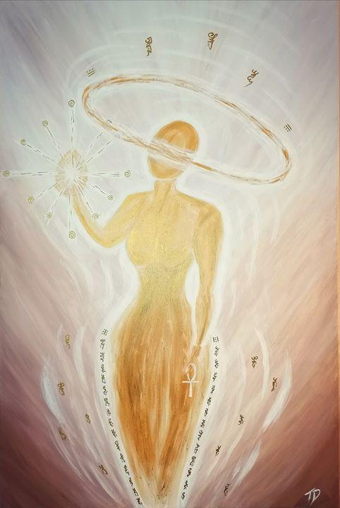Maaya - Source Feminine activation