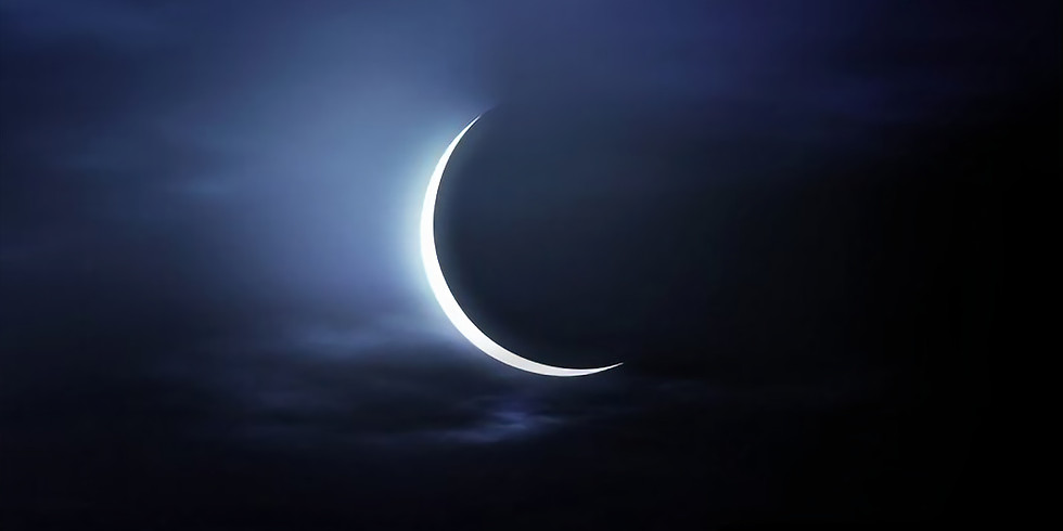 Vodena Meditacija ob Prazni Luni