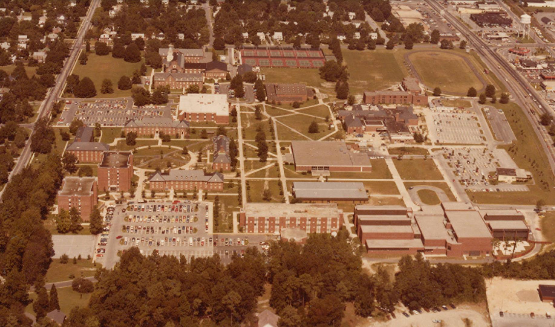 SSC Campus, 1986