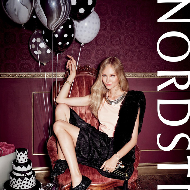 Magazine publication: Nordstrom