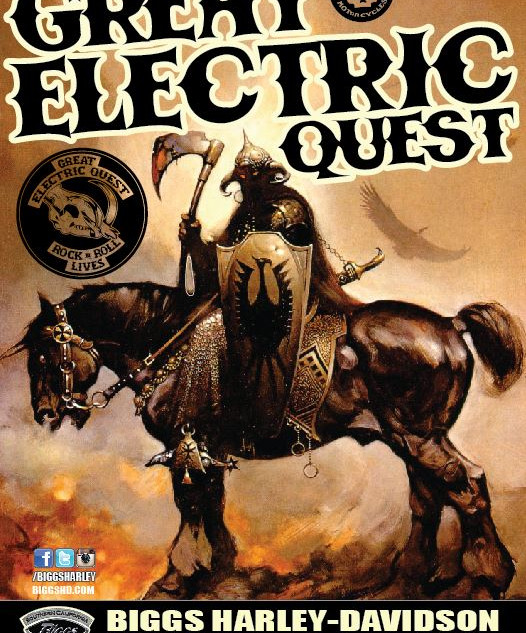 Band: The Great Electric Quest