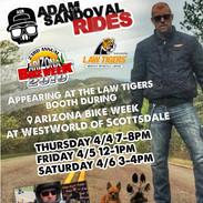 Adam Sandoval Bike Week