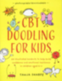 CBT Doodling for Kids by Tanja Sharpe