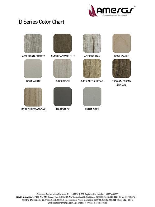 D Series Wood Color