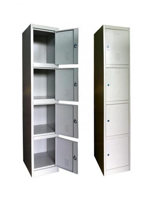 4-Door Steel Locker