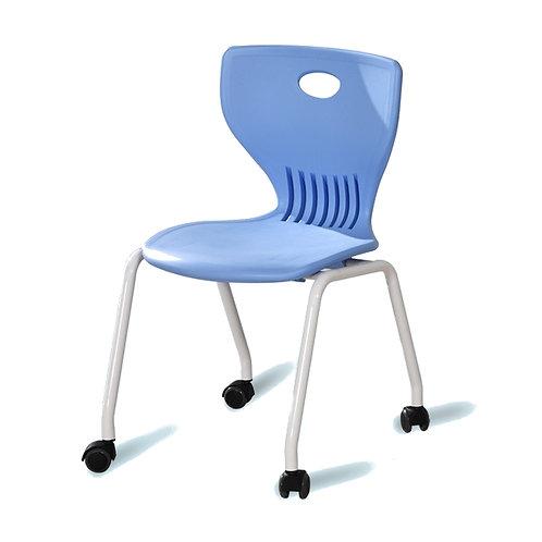 Zenyi Blue Training Chair