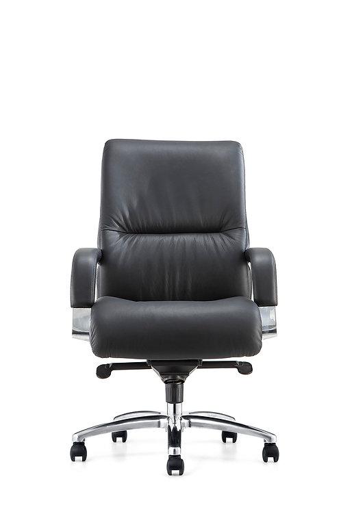 Quinn B Leather Chair