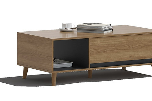 Yosemite Coffee Table with Cabinet