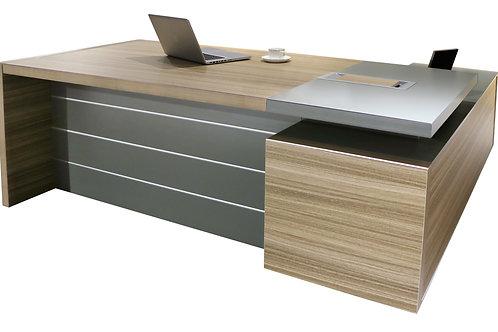 Minz Director Desk - Eucalyptus