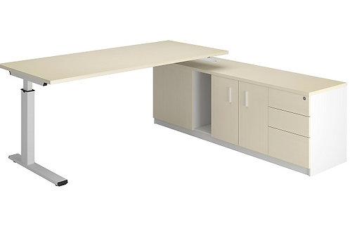 Deska Electronic Height Adjustable Desk [1200L]