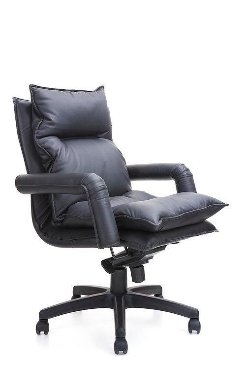 Royal B Leather Chair