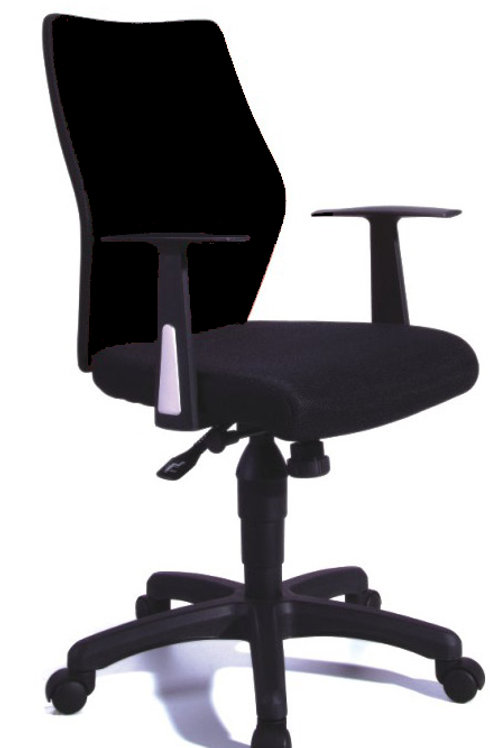 Andrea B Black Office Chair