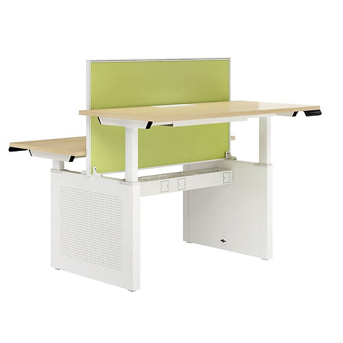 Gimon Electronic Height Adjustable Desk [1500L]