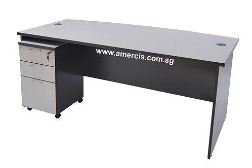 1800L Encor Staff Table [Grey]