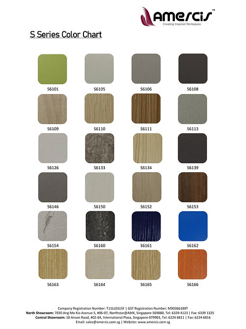 S Series Wood Color