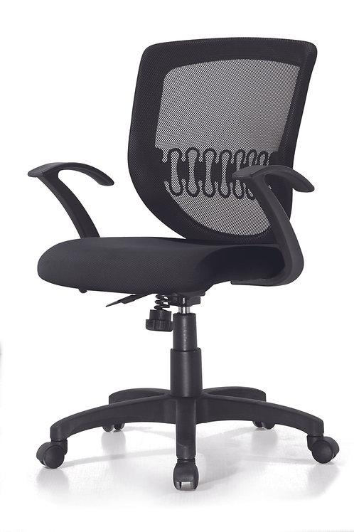 Zouk B Black Office Chair