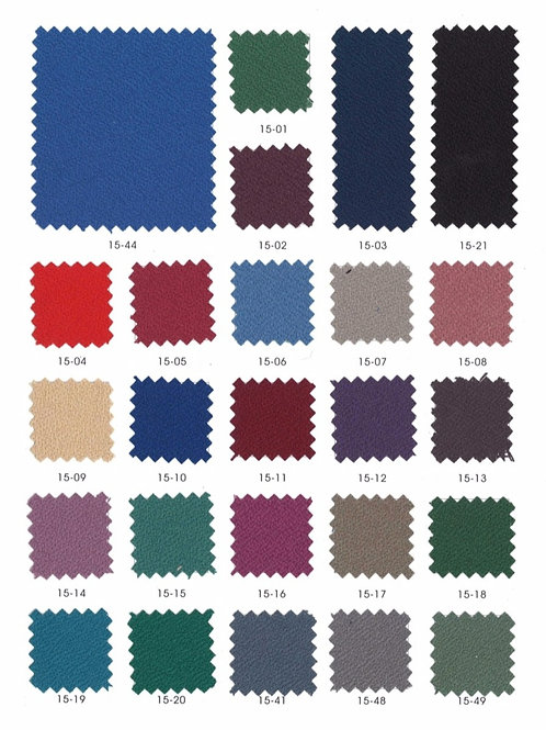 Panel Fabric Color