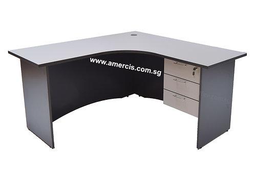 1500L Lance Staff Table [Grey]