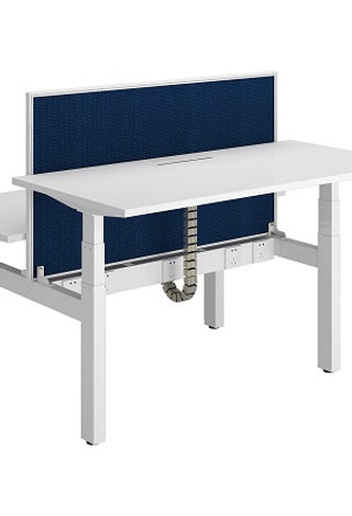 Enore Electronic Height Adjustable Desk [1200L]