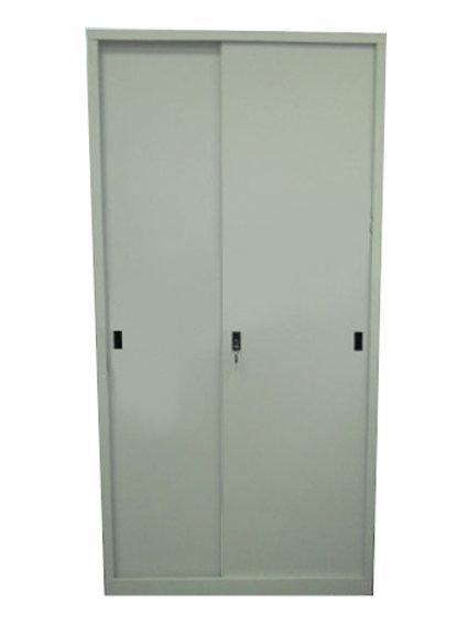 Full Height Sliding Door Steel Cabinet