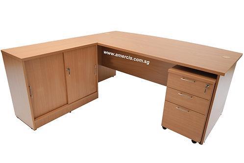 1800L Yasler Staff Table [Beech]