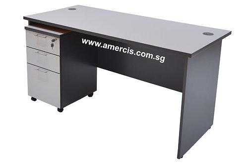 1500L Encor Staff Table [Grey]