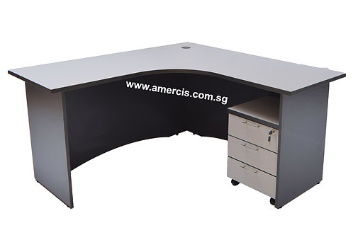 1500L Renco Staff Table [Grey]