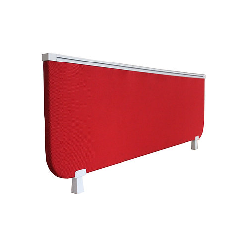 Koi Fabric Panel Divider - Red
