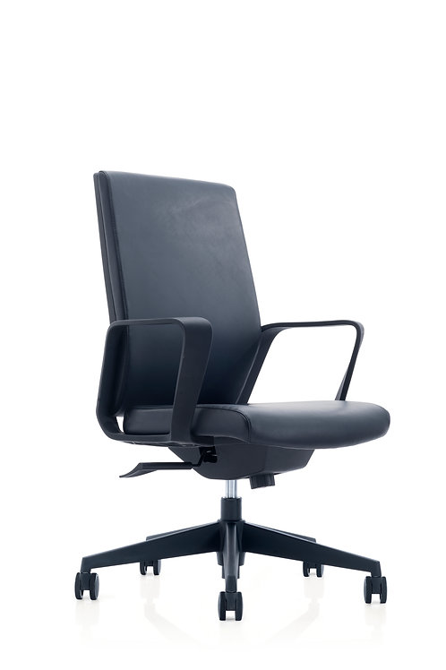 Ken B Leather Chair