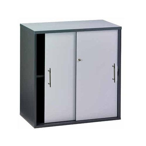 Half Height Sliding Door Cabinet