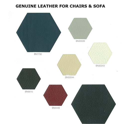 Genuine Leather Color