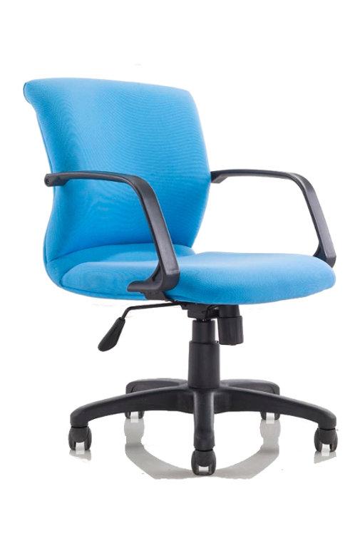 Chevron B Fabric Chair