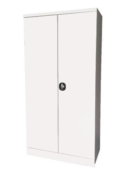 Snow Steel Swing Door Full Height Cabinet