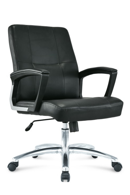 Prudent B Leather Chair