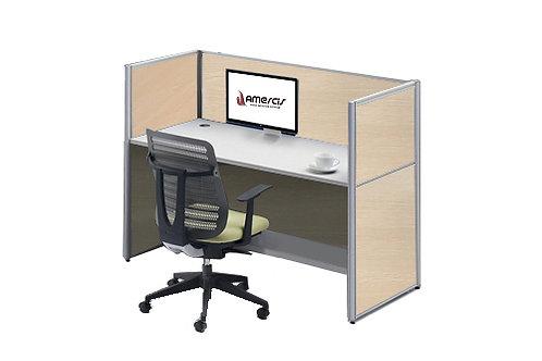1 Pax C-Shaped Stamford Workstation