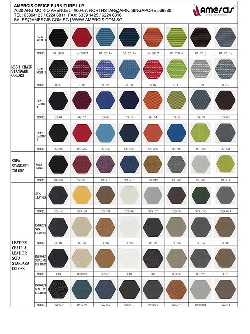 Seating Color