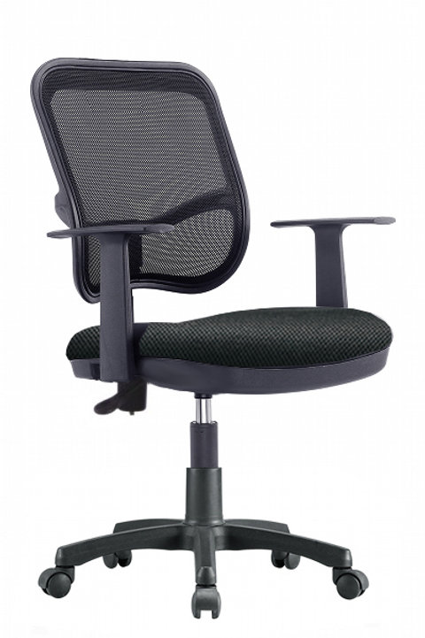 Oscar B Black Office Chair