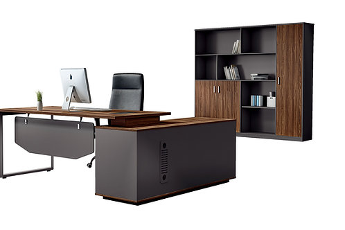 Alpha Director Desk Set