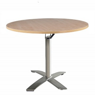 Tongo Foldable Round Meeting Table