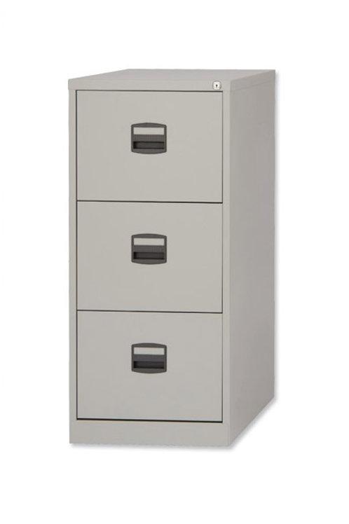 3-Drawer Steel Filling Cabinet