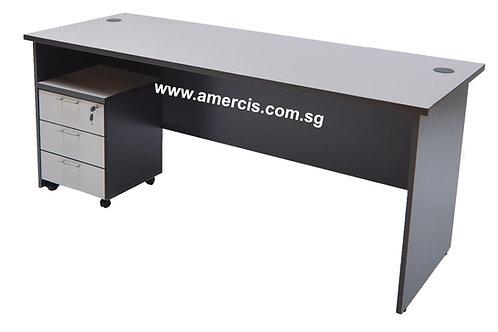 1800L Grancer Staff Table [Grey]