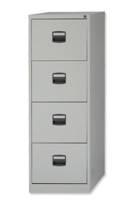 4-Drawer Steel Filling Cabinet