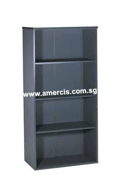Full Height Open Shelf Cabinet
