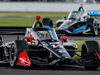 Qualifying Report: INDYCAR Harvest GP presented by GMR - Race 1