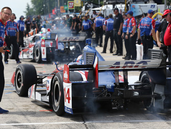 Qualifying Report: Kohler Grand Prix