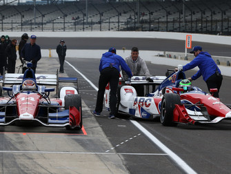Qualifying Report: INDYCAR Grand Prix