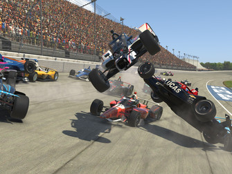 iRace Report: Chevrolet 275 at Michigan International Speedway
