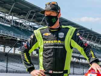 Charlie Kimball To Drive No. 11 Tresiba Chevrolet in Season Finale