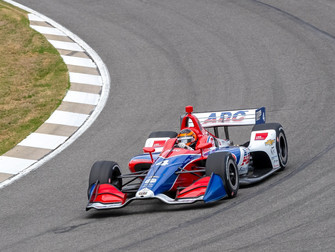 Qualifying Report: Honda Indy Grand Prix of Alabama