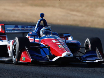 Race Report: INDYCAR Grand Prix of Sonoma